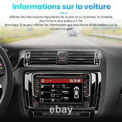 Pour Skoda Seat Passat Golf 5 Tiguan Jetta Autoradio GPS Navi Car DVD RDS DAB