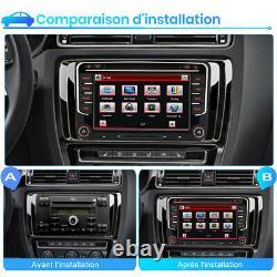 Pour VW Skoda Seat Passat Golf 5 Tiguan Jetta Autoradio GPS Navi Car DVD RDS DAB