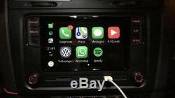 RCD 330 CarPlay AndroidAuto MirrorLink Volkswagen Golf Passat Cady Seat Skoda