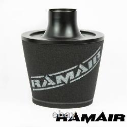 Ramair Admission Air Filtre Rigide Kit Tuyau Pour VW Golf mk5 Gti mk6 R
