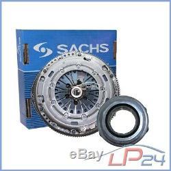 Sachs Volant Bi-masse + Kit D'embrayage Vw Golf Plus 5m 6 5k Aj 1.6 2.0 Tdi
