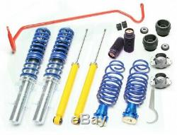 Tuningart Kit Combinés Filetés + Palier de Jambe + Tuning-Stabilisateur +' Golf
