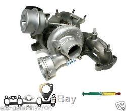 Turbo 038253016H VW Golf IV 4 1.9 Tdi 74kw Axr BSW Bew 038253016F