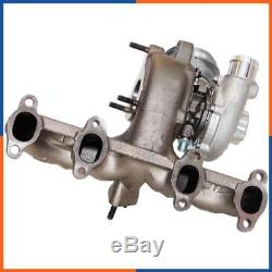 Turbo Chargeur pour VOLKSWAGEN GOLF IV 1.9 TDi 100/101/110 cv 4542325006S