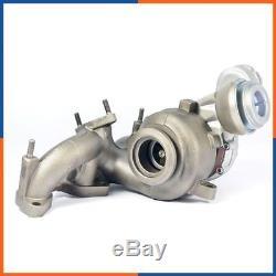 Turbo Turbocompresseur pour VOLKSWAGEN GOLF V / JETTA 3 2.0 TDI 136, 724930-0008
