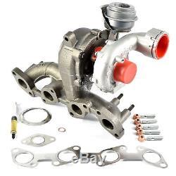Turbocompresseur VW Golf Touran Jetta 2.0 TDI 103kW 140 CV 03G253010H 03G253019H
