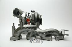 Turbocompresseur pour Audi Seat Skoda Volkswagen 2.0 Tdi 125KW 170PS Bmr Bmn Buy