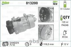 VALEO Compresseur climatisation VW GOLF IV 1J1