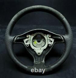 Volgswagen Seat Skoda Golf IV MK4 Passat B5 Alcantara Direction Roue 3b Sport